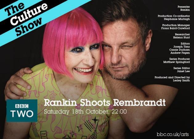 Rankin Shoots Rembrandt