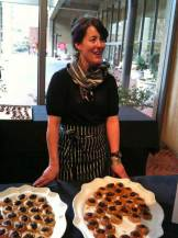 Naomi Pommeroy from Beast Restaurant