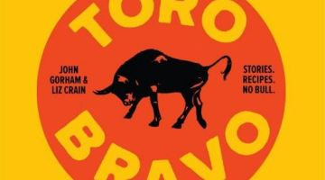 Book Review – The Toro Bravo Cookbook
