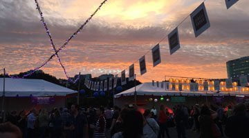 Roundup of FEAST Night Market at Zidell Yards 2015