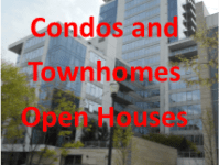 Portland Condos for sale Open Houses