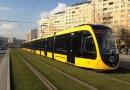Budapeste introduziu os elétricos mais longos do mundo em serviço comercial
