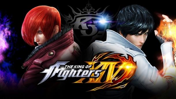 SNK mostra novas imagens de The King of Fighters XIV