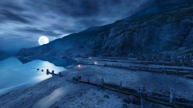 Revelada data de lançamento do Dear Esther: Landmark Edition
