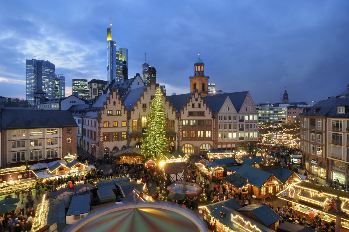 Win a holiday in Germany!
