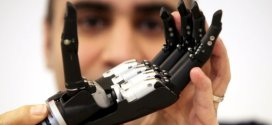 Newcastle University bionic limb project gets £1.4m boost