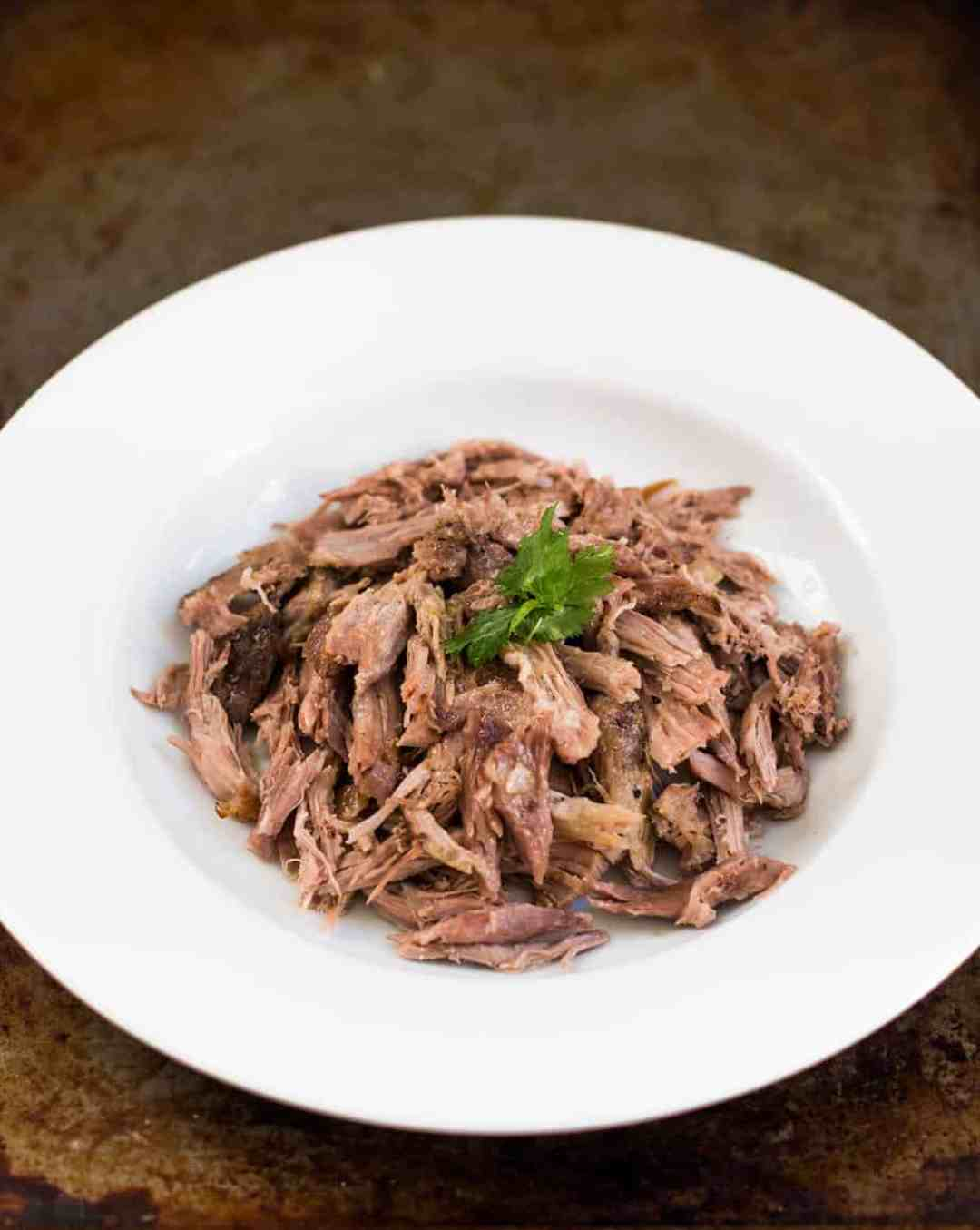 Pork Carnitas Easy Slow Cooker Pulled Pork