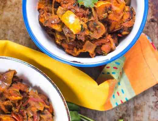 best vegan curry recipe with butternut squash