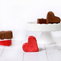 Strawberry Chocolate Truffles | Posh Little Designs