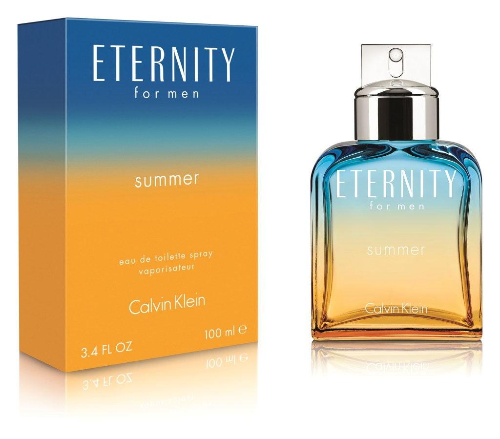 (For men) ETERNITY summer Calvin Klein -100ml-Packshot