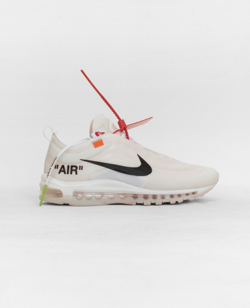 The Ten Nike Air Max 97 x Virgil Abloh