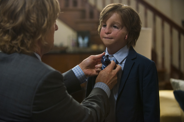 "Jacob Tremblay as ""Auggie"" in WONDER. Photo by Dale Robinette."