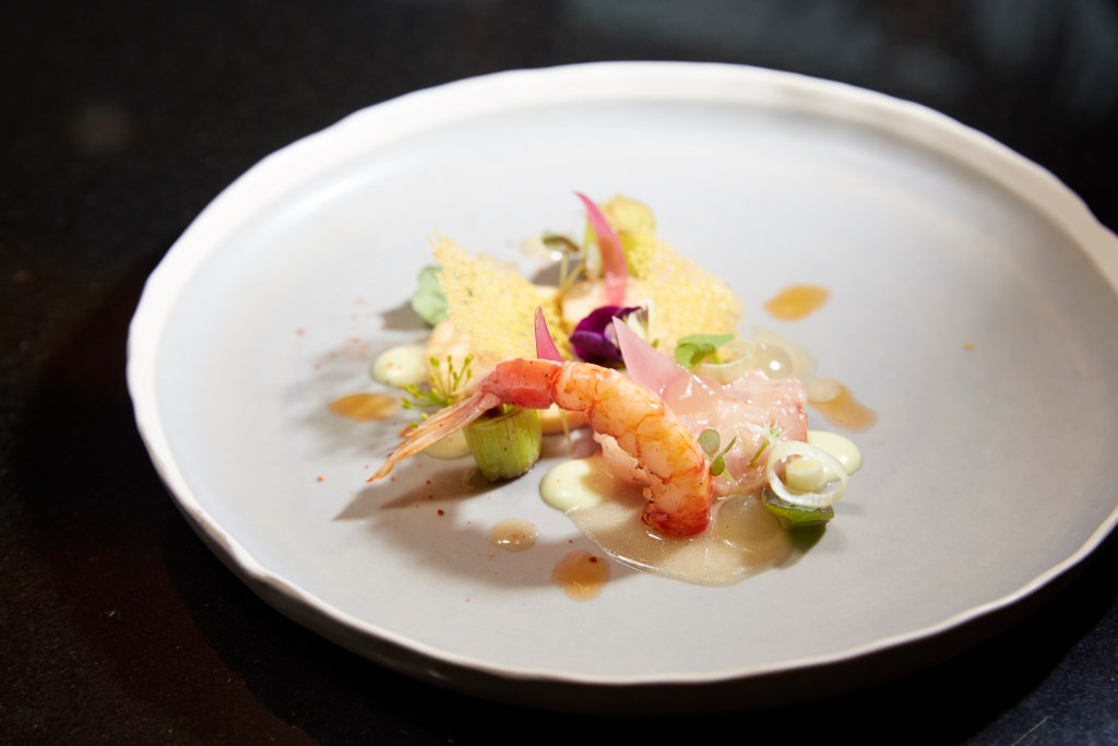 04.Festive Dish at The Reflexions_The Athenee Hotel