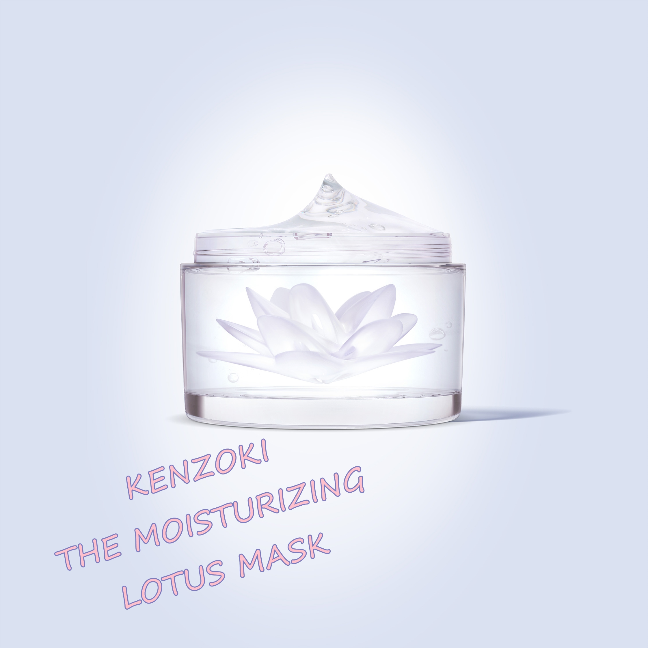 01 KENZOKI THE MOISTURIZING LOTUS MASK