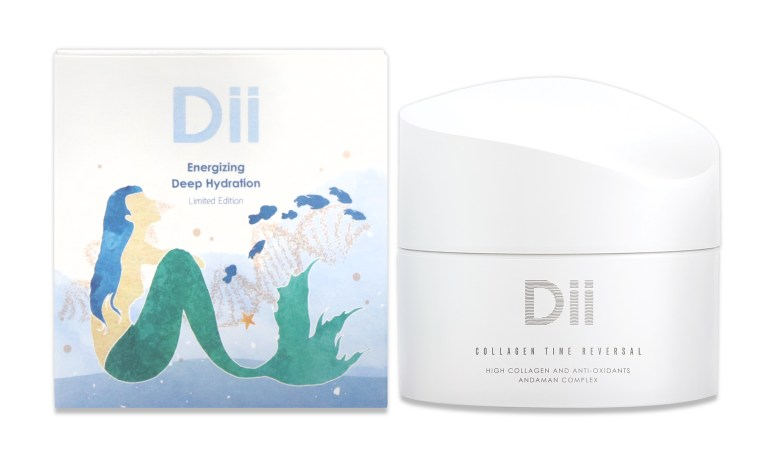 Dii Sea-Oxifying ; Mermaid Treasure Collection Time Reversal Collagen ขนาด 10 ml ราคา 700 บาท และ 30 ml ราคา 1,550 บาท