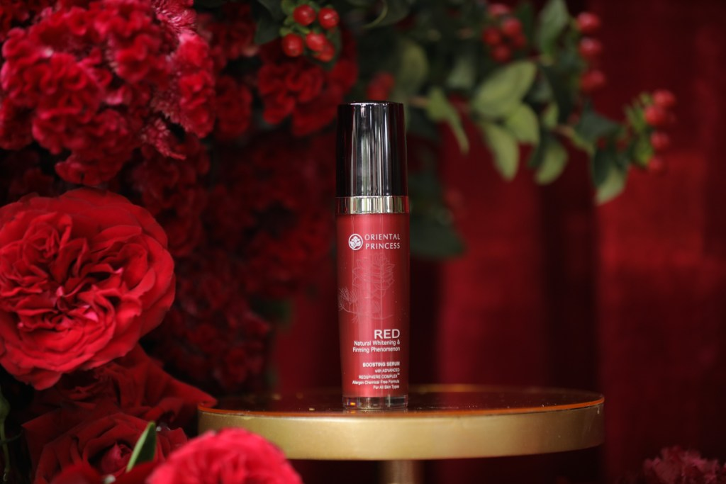 RED Natural Whitening _ Firming Phenomenon Boosting Serum (1)