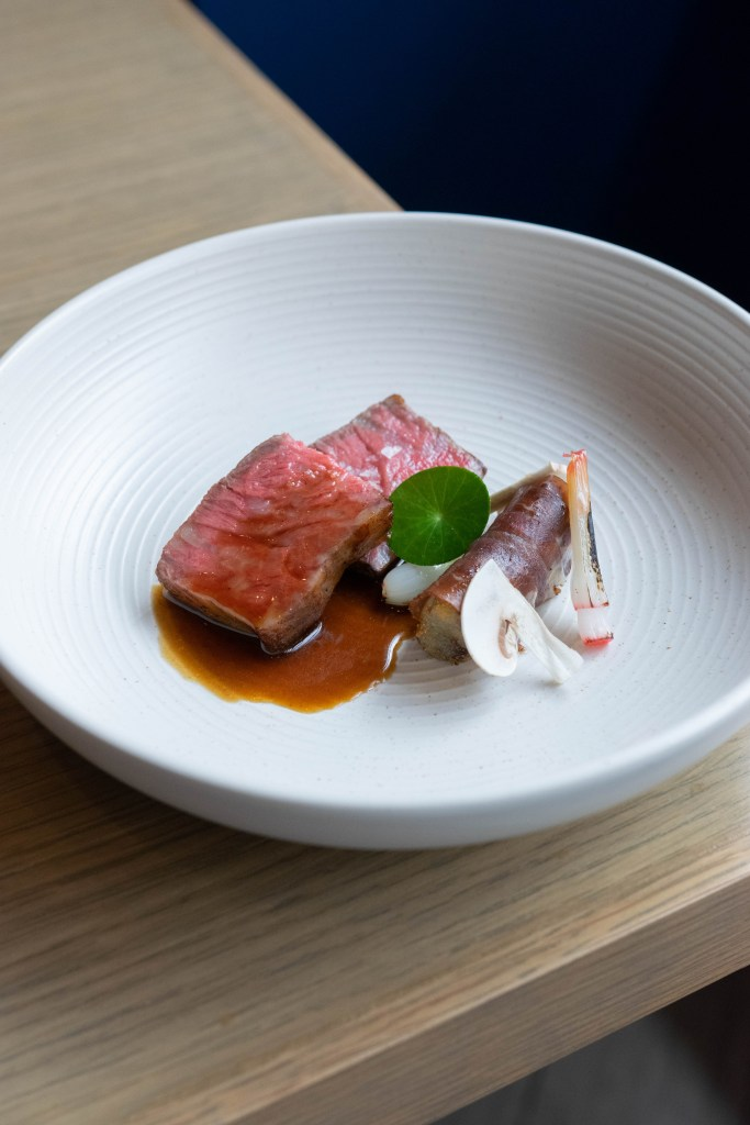 Japanese Wagyu, Bone Marrow, Dry-Aged Beef, Red Wine Jus_2