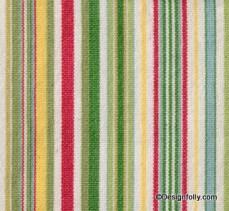 Deck Chair Stripe Fabric Paradise
