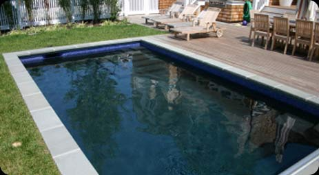 10 ways to cut costs while building a pool position realty for Least expensive inground pool