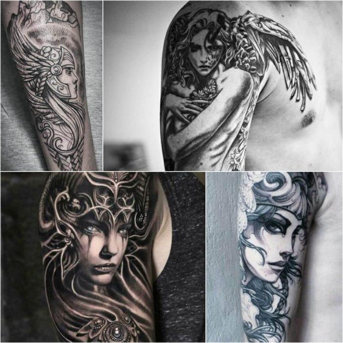 Unusual Men Nordic Tattoo Designs Men Women Nordic Tattoo Designs
