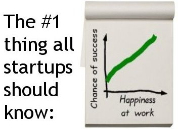 Happy startups