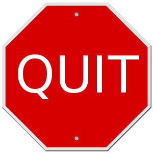 Frustrated, annoyed, and about to quit job hunting?