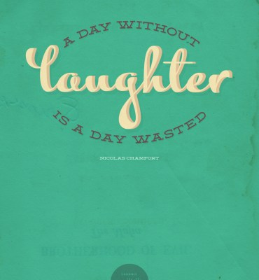 25: A day without laughter | Nicholas Chamfort