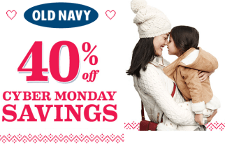 Old navy, Gap 40% off