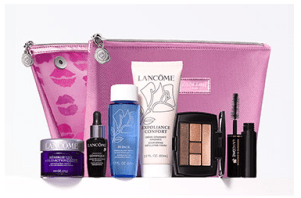 Nordstrom Lancome gift