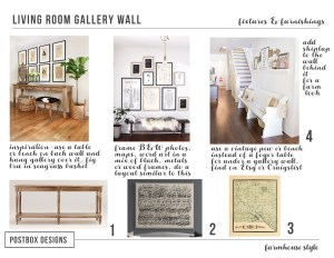 Create a Gallery Wall: Tips for Jazzing up the Standard Look (Plus free printables!)