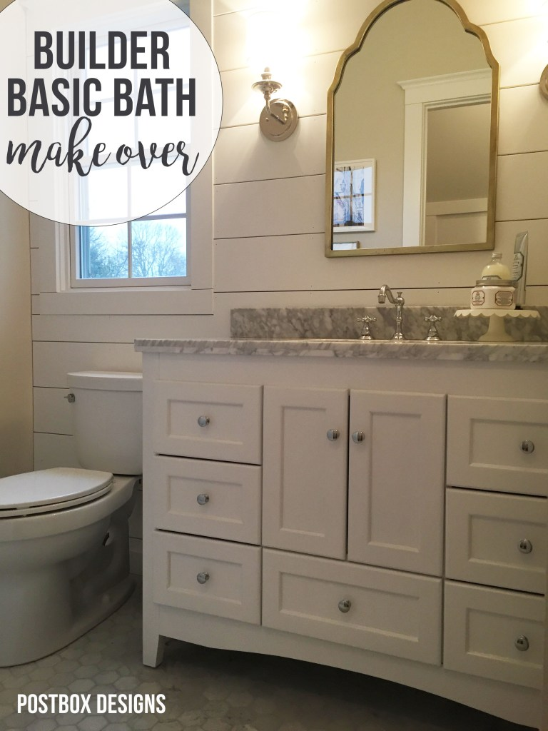 Update a Builder Basic Bath by Postbox Designs