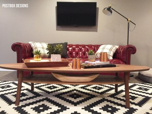 BIG REVEAL: Masculine Office & Man Cave