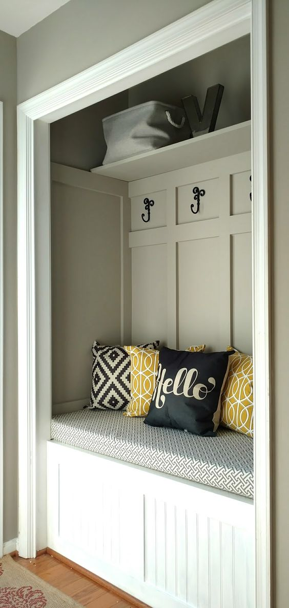 How To Create A Mudroom When You Donu0027t Have One By Postbox Designs,
