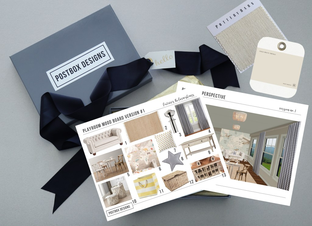 Postbox Designs Interior E-Design
