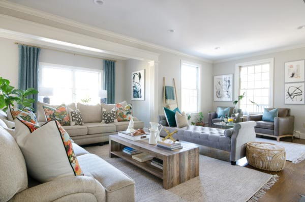 50 Family Room Decorating Ideas