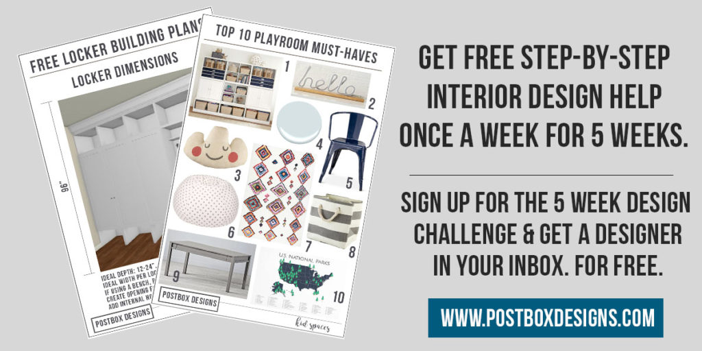 Postbox Designs Interior E-Design: Access my Free Design Resource Library to get great free design ideas, tips, shopping lists, guides and more! Access it all at www.postboxdesigns.com