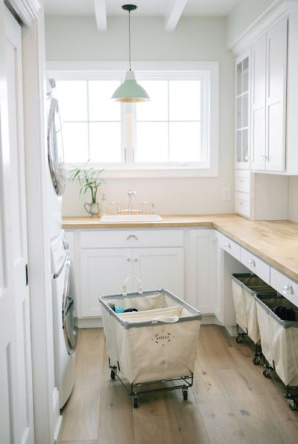 Modern Farmhouse Laundry Room Ideas Postboox Designs E Design