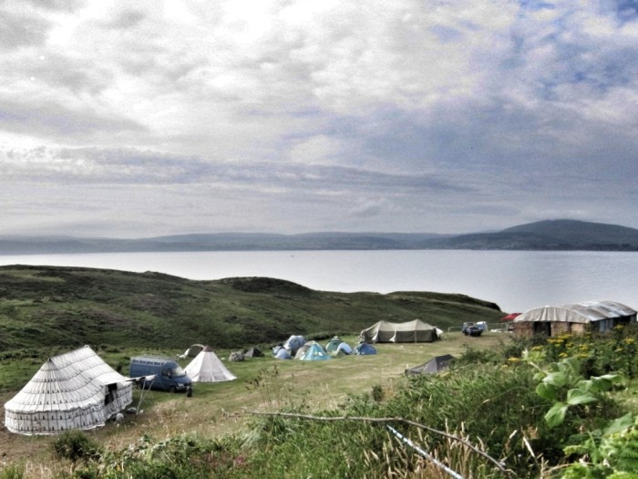 Part of the 2013 Jigs & Rigs festival site