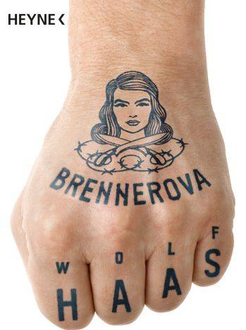 Wolf Haas Brennerova Cover