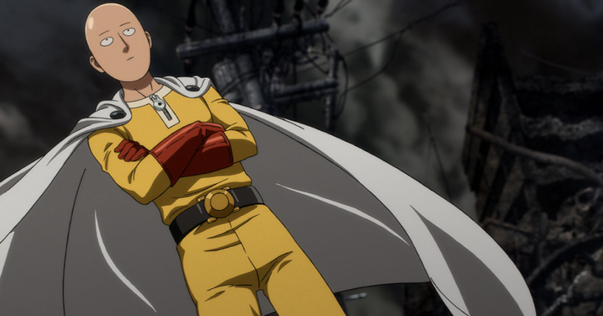 Die Evolution des Superhelden - ONE PUNCH MAN