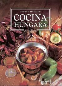 Cocina Húngara - Libro húngaro
