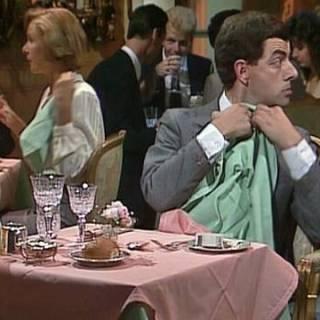 Mr Bean – The restaurant
