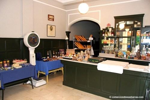 Interior Pastelería Otaegui 4