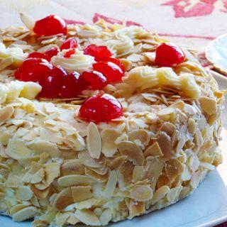 Crema de Mantequilla para Cobertura de Pasteles