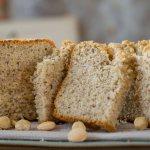 Pan de Avellanas y Almendras