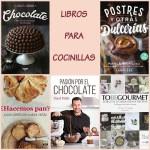 Libros para Cocinillas – ¿Con cuál te quedas?