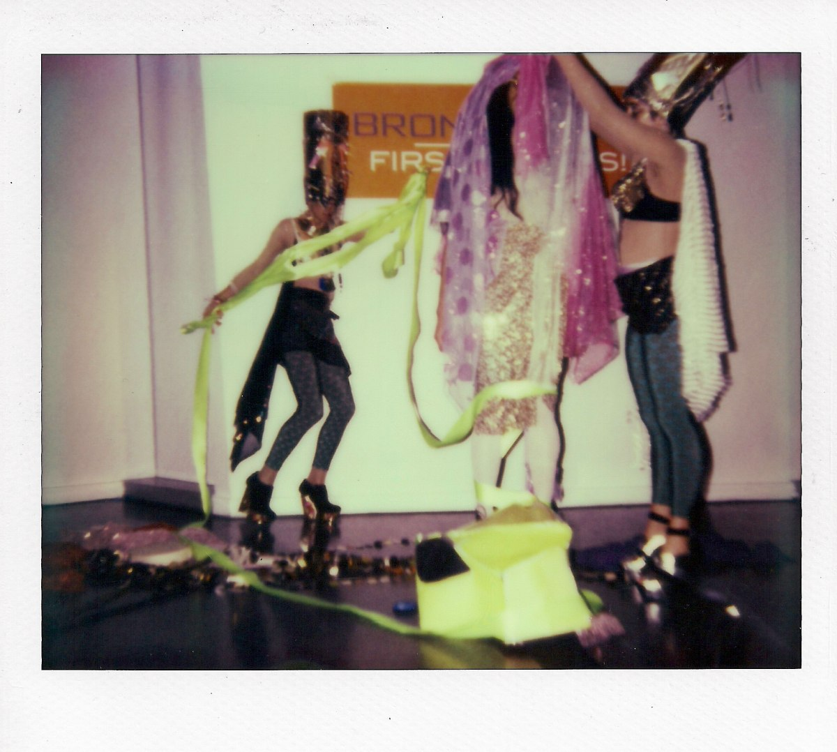 Go! Push Pops Queens Domin8tin at Bronx Museum photo credits to Marie Tomanova