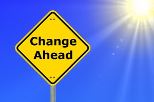 Change Ahead_dealing with change