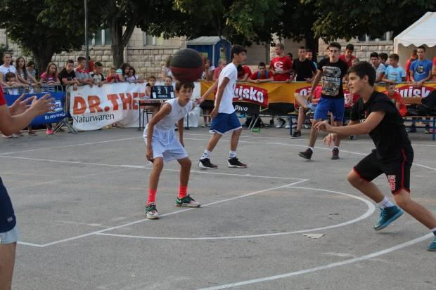 Streetball djeca 8