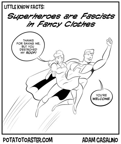 Little Known Facts about superheroes